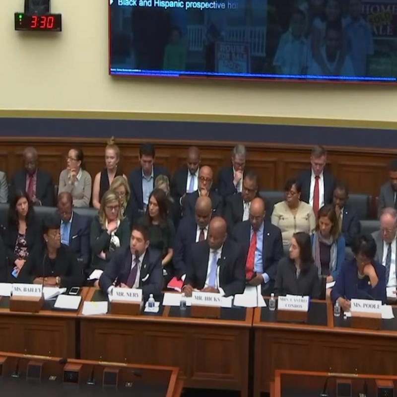 Joseph Nery on DACA in Congress
